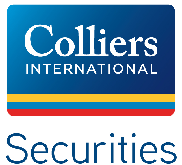 Colliers Securities Logo vert